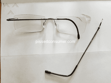 GlassesUSA - Absolutely Terrible Customer Service