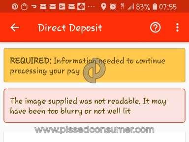 DoorDash - No Pay Aug 28, 2018 @ Pissed Consumer