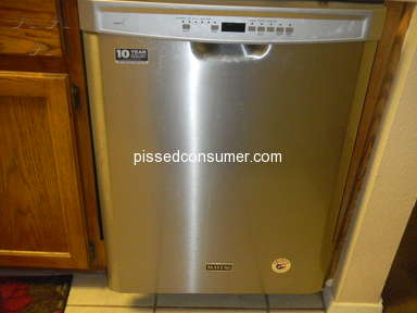 Maytag - The Dishwasher worked great ,it was Quiet it cleaned and dried flawless,but now it just quiet after just under two years,I think a dishwasher should last longer than that.