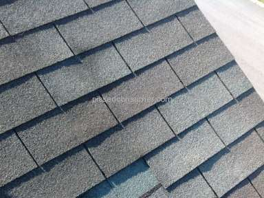 Ryan Homes - Terrible Roof Quality