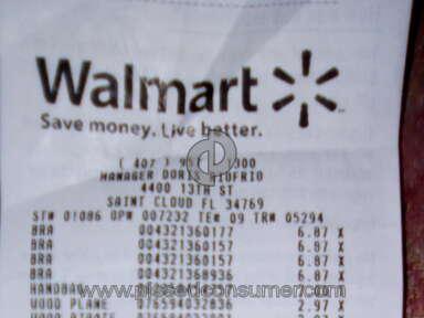 Walmart Cashier review 192100