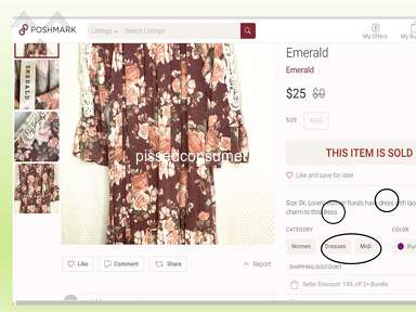 Poshmark Auctions and Marketplaces review 723253