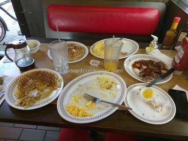 Waffle House - Steak Review