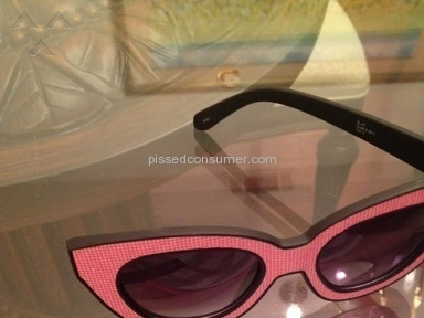 Quay Eyeware Sunglasses review 24213