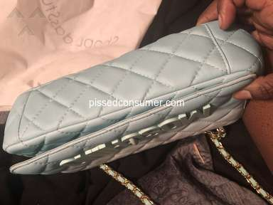 Tradesy Handbag review 366190