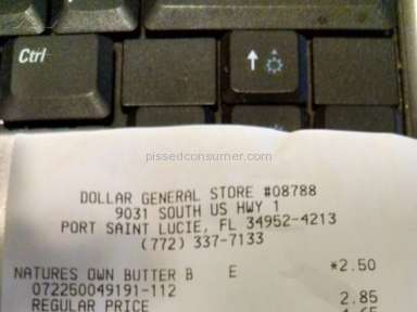 Dollar General Corporation Supermarkets and Malls review 59571