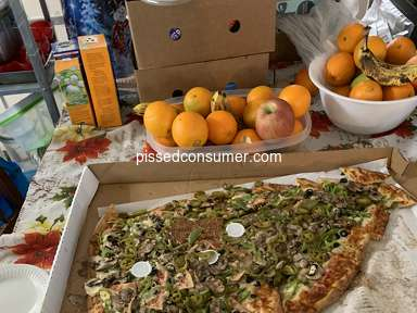 DoorDash Pizza review 369488