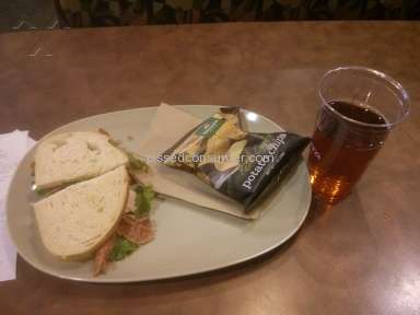 Panera Bread Sandwich review 149878