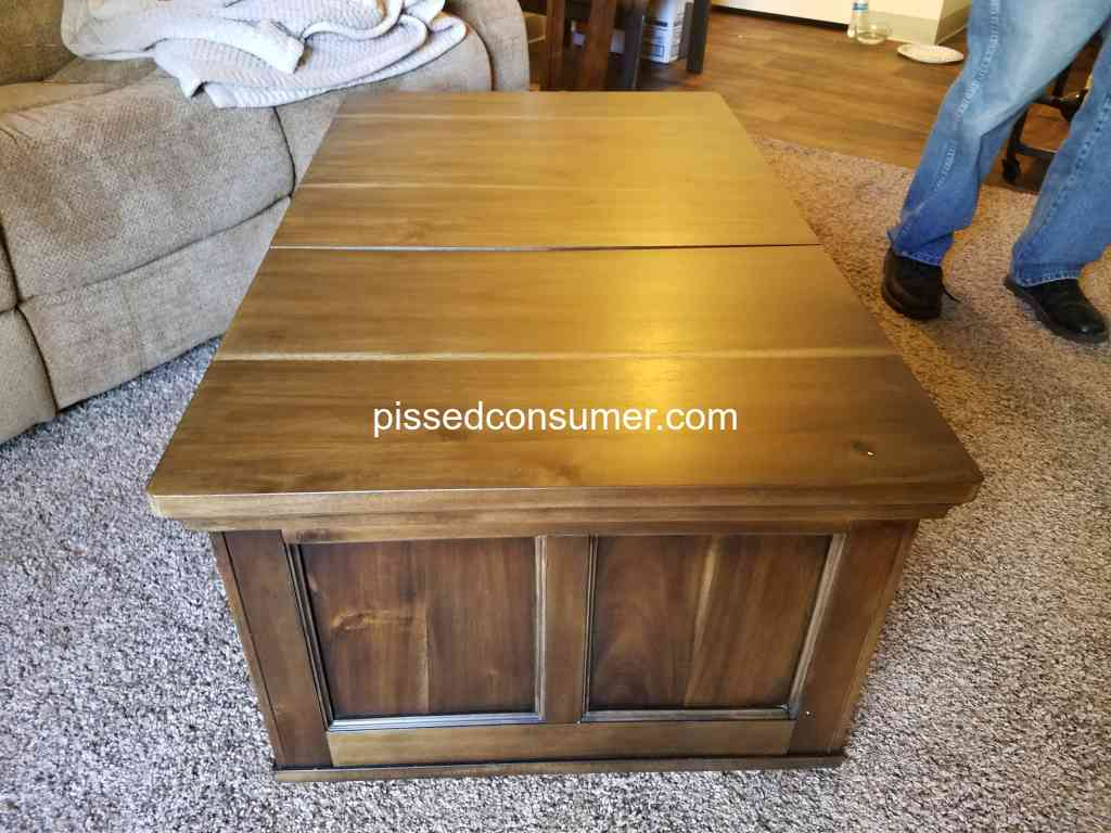 34 Sam Levitz Furniture Reviews And Complaints Pissed Consumer