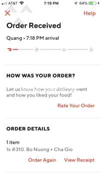 Doordash Customer Care