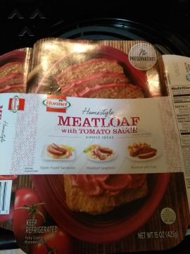 Hormel Foods Meatloaf