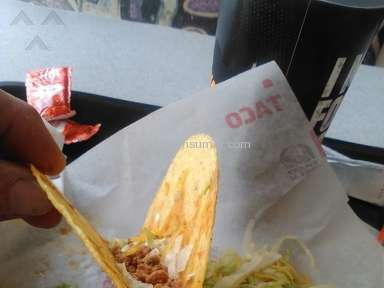 Taco Bell Taco Review from Merrydale, Louisiana