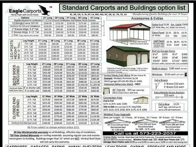 Eagle Carports Customer Care review 202082