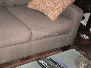 Living Spaces Sofa review 49641