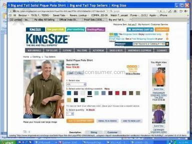 KingSize Customer Care review 5071