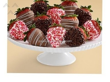 Sharis Berries Full Dozen Gourmet Dipped Fancy Strawberries Review from Lake Shore, Washington