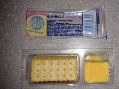 Ritz Crackers Food Manufacturers review 75161