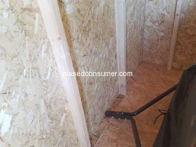 Lowes Shed Installation review 314804