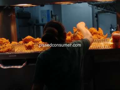Popeyes Louisiana Kitchen Manager review 312506