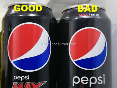 Pepsi Zero Soft Drink review 168552