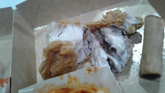 Jollibee Chickenjoy Super Meal Combo Meal