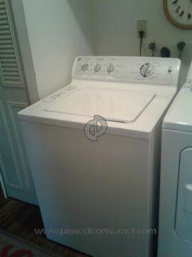 Ge Appliances Washing Machine