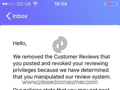 Amazon Account review 115701
