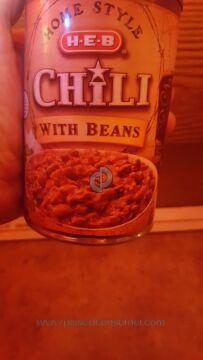 Heb Home Style Chili