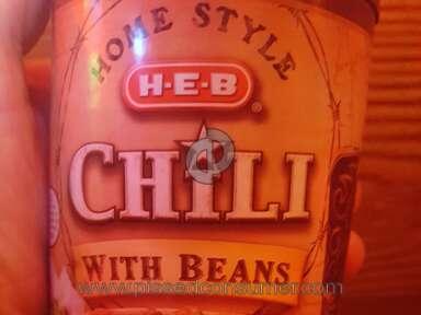 Heb brand chilli watered down
