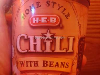 Heb brand chilli watered down