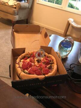 Uno Pizzeria And Grill Pizza