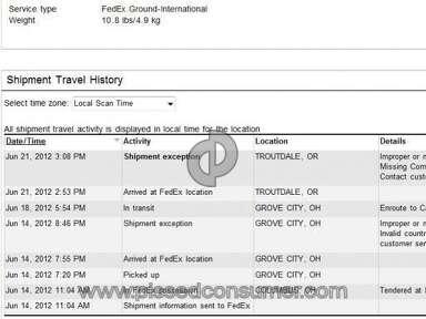 FedEx Transportation and Logistics review 7597