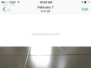 Empire Today Flooring Installation review 129493