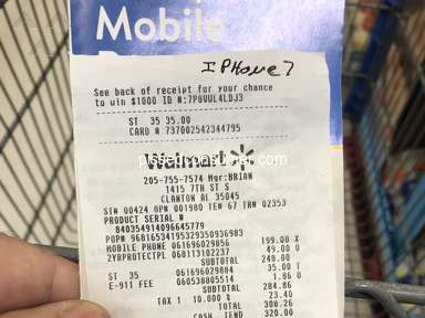 Walmart Supermarkets and Malls review 682293