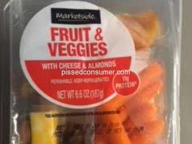 Marketside - Rotten Veggies & Fruit