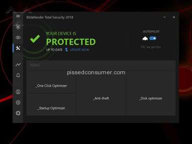 Bitdefender Technical Support review 253388
