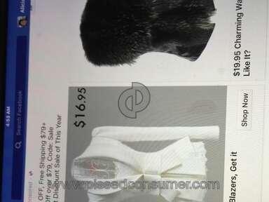 Fashionmia Dress review 120703