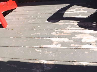 Behr Deckover Deck Paint review 134547