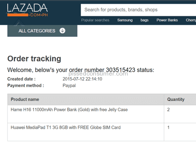 Lazada Philippines Auctions and Marketplaces review 81985