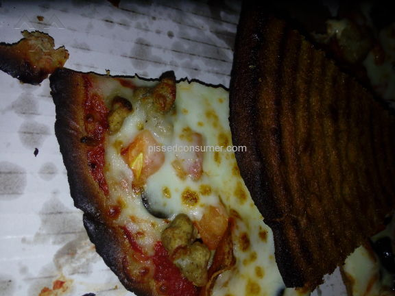 Papa Johns Pizza Pizza