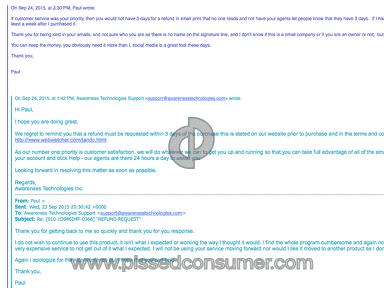 Awareness Technologies Software review 89357