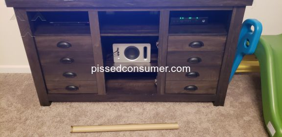 Better Homes And Gardens Granary Modern Farmhouse Tv Stand