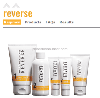 Rodan And Fields Regimen Beauty Set