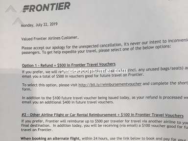 How is this Legal? - Frontier Airlines