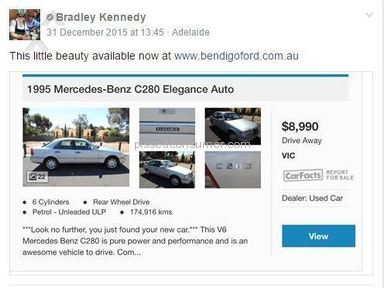 Bendigo Ford Dealers review 106307