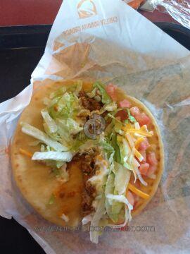 Taco Bell Chalupa Taco