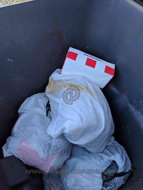 Kfc Food Poisoning Jan 22 2019 Pissed Consumer