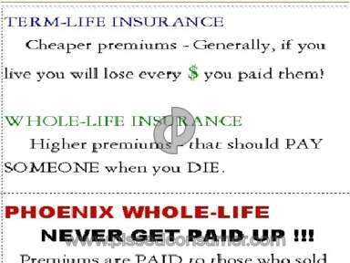 Phoenix Companies Life Insurance review 231906
