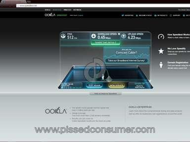 Comcast Internet Service review 52565