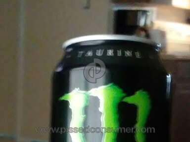 Frank Scott Bunnell High School - Monster Energy Drink (Green Can)